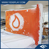 6ft Tension Fabric Graphic tradeshow displays