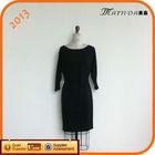 Women casual dresses long evening dress