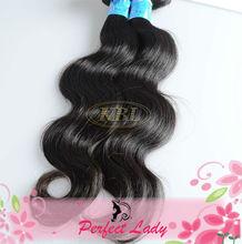 hot sell brazilian big wave hair remy human hair weaving manufacturers