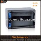 Distribution box SE series SE-12P waterproof IP65