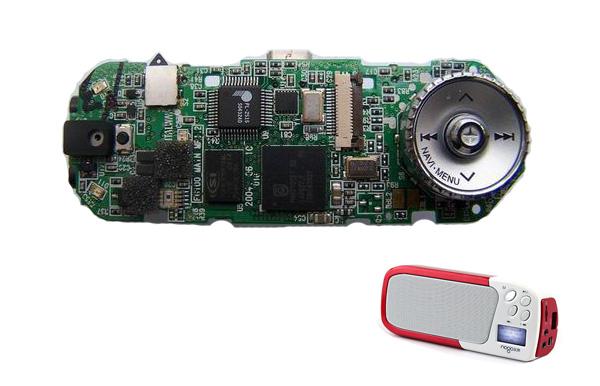 mini power bank pcba for portable mobile