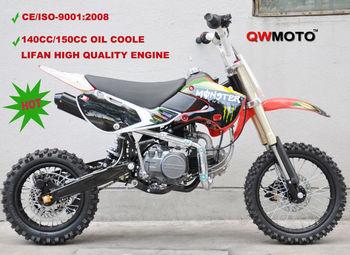 140cc 150cc Lifan oil cooled Pit Bike Dirt Bike for racing