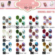 Nail art 12 colors diamond rhinestones glitter stone