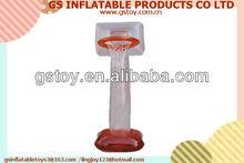PVC inflatable indoor basketball set EN71 approved