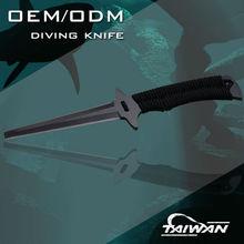 Scuba diving knife