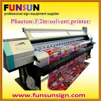 Phaeton UD-3208P 3.2m outdoor banner plotter (SPT510-35PL,8 head, ,high speed )