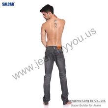 Western Men straight leg Relaxed D Jean guangzhou orient way garment co. ltd