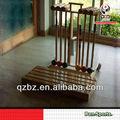 Cq-09891with marco de madera de madera mallet martillo con seis piezas de mazo y caja de madera juegos para niños juegos de juego caliente