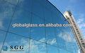 Alta qualidade reflexiva de vidro laminado espessura 4mm+0.38mm pvb+4mm