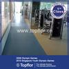PVC Gym Flooring Used for Fitness Carpet