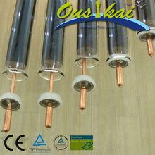 Solar Accessories, Ousikai super target coating HEAT PIPE solar vacuum tubes, solar collector tubes,(manufacturer)