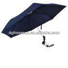 3-Fold Blue Umbrella