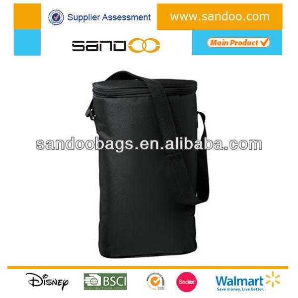 600D Simple 2 Bottle Cooler Bag