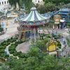 Popular Park Attractions Kiddie Chair