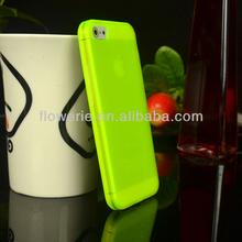 FL565 Guangzhou Scrub TPU Case for iPhone 5,transparent soft tpu case cover for iphone 5