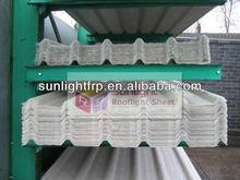 Fiberglass Clear Roofing Panel