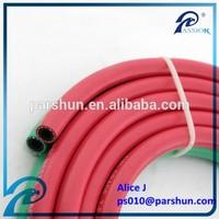 Rubber Oxygen Acetylene Twin Welding Hose with EN 559 Standard