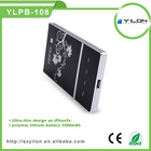 Hot sales usb portable power bank external battery ultra-thin design for iphone