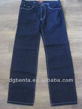 Men's 100% Cotton Jeans mens jeans cheap KF4742