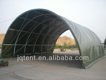 JQR3320C steel frame container tent