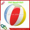 Inflatable pvc beach ball / promotion beach ball