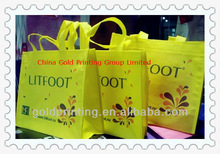 non-woven wares bag with cartoon printing