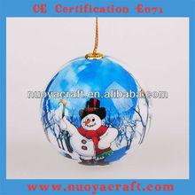 2015 popular promotional ball item with 7 cm diameter