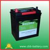 12V 38B20L MF Lead Acid car battery