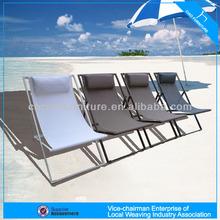 A - patio french stylish folding sun leisure chair C-SL-128