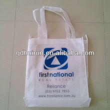 Foldable printing pp spun-bonded non-woven shopping bags
