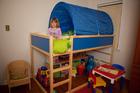 Planetarium Kids Bed Tent