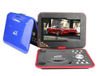 super thin 9.5inch Portable DVD Player with TV/FM/GAME/USB/SD/RMVB