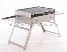 Stainless Steel foldable Charcoal Grill