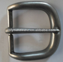 "1 1/2"" (38 mm) Single Prong Horseshoe Belt Buckle For Harness"