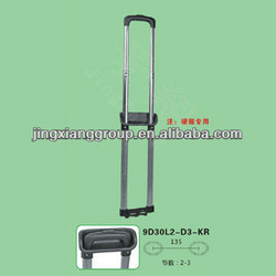 Metal luggage parts handle Telescopic suitcase handle Luggage parts handle