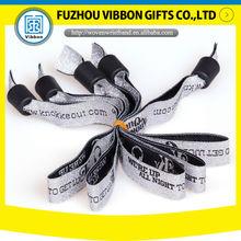 colourful shaped textile wristband bracelet bands