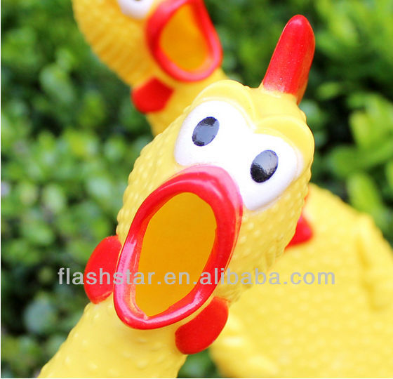 Stress toy Venting toy Shrilling chicken Anti-stress Promotional & Gifts