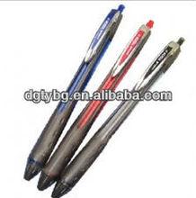 uni retractable gel pen UBN-176 0.6mmgel pen