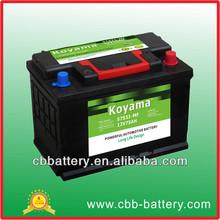 super start auto batteries of long serive life
