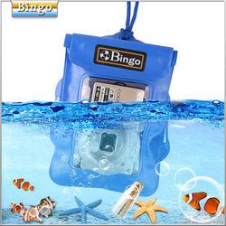 Bingo universal waterproof camera case outdoor sport