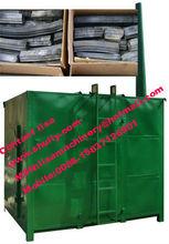 Smokeless wood log carbonization furnace/small wood furnace0086-15838061730