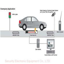 Poartable UVSS Audio surveillance system