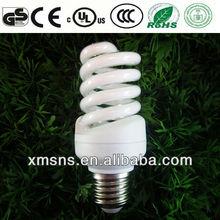 GE CFL 2014 popular mini full spiral energy saving bulb
