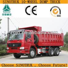 Sinotruck 336HP 10-wheel dump truck for sale in dubai