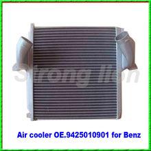 A9425010901 9425010901 air cooler intercooler for Mercedes Benz Truck