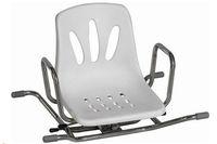 SHOWER CHAIR Stainless steel bench/bathtub chair