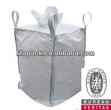 vented plastic bulk bags(fibc) with sling
