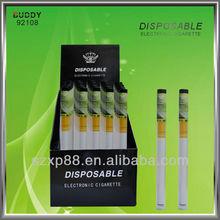 disposable e cigarette lightweight electric cigarette 92108 from shenzhen