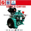 Dongfeng cummins diesel 6bt5.9- gm100 de motores marinos