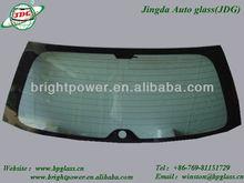 japanese series auto glass& toyota corolla rear glass&back glass price